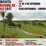Circuito Nacional de Golf – 6ta Fecha Mayores y 9na Menores