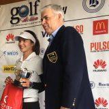 Giovanna Fernandez – Campeona Pre Juvenil del Campeonato Juvenil de Chile