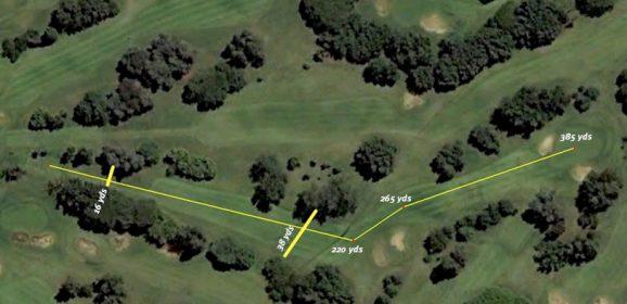 Paso 1. Calificacion de un Campo de Golf
