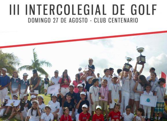 III Torneo Intercolegial de Golf 2017