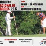 Circuito Nacional de Caddies 2017
