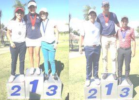 Circuito Nacional de Golf – Resultados