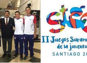 II Juegos Suramericanos de la Juventud Santiago 2017