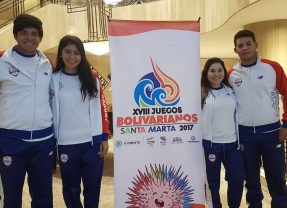 XVIII Juegos Bolivarianos – Santa Marta 2017