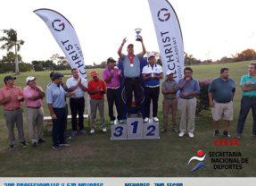 Circuito Nacional de Golf de Profesionales, Scratch y Menores hasta 12 años