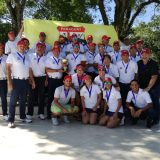 Asuncion Golf Club Campeon General del Torneo Interclubes 2018