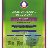 Circuito Nacional de Mayores y Menores 2019 – 2da Fecha