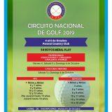 Circuito Nacional de Profesionales, Mayores y Menores 2019 – PCC – Hernandarias