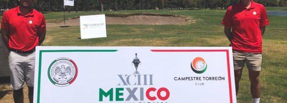 XCIII México Internacional Amateur